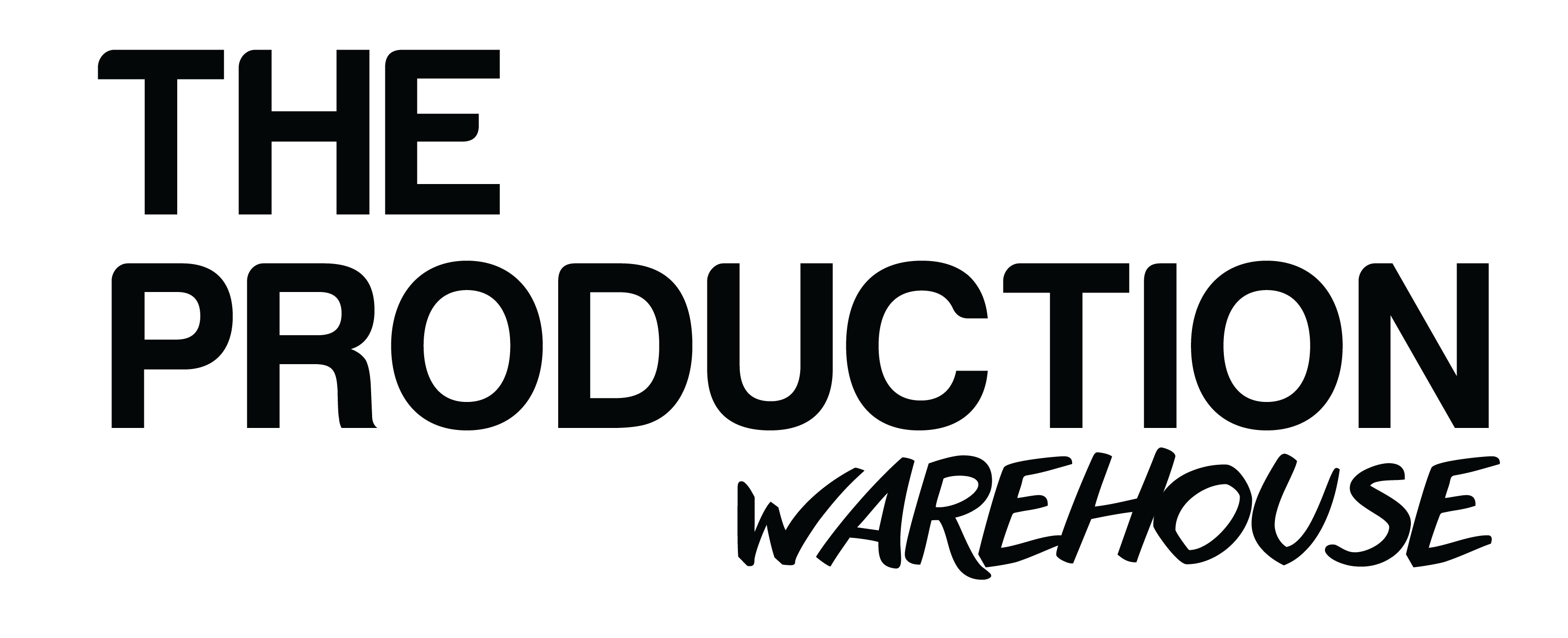 The Production Warehouse Logo