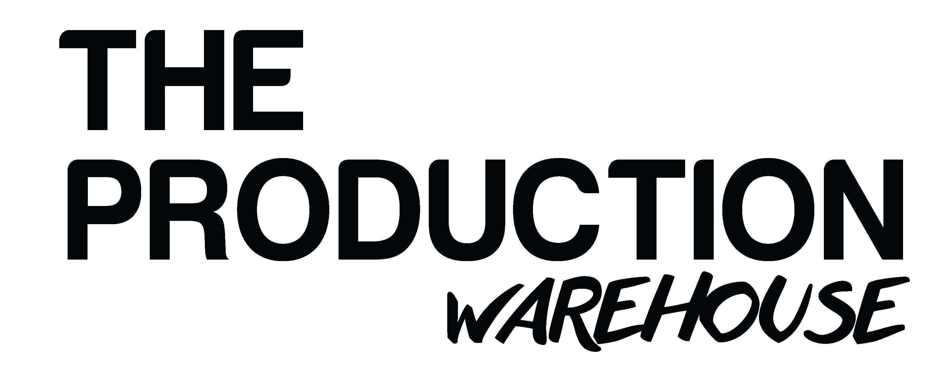 The Production Warehouse Logo