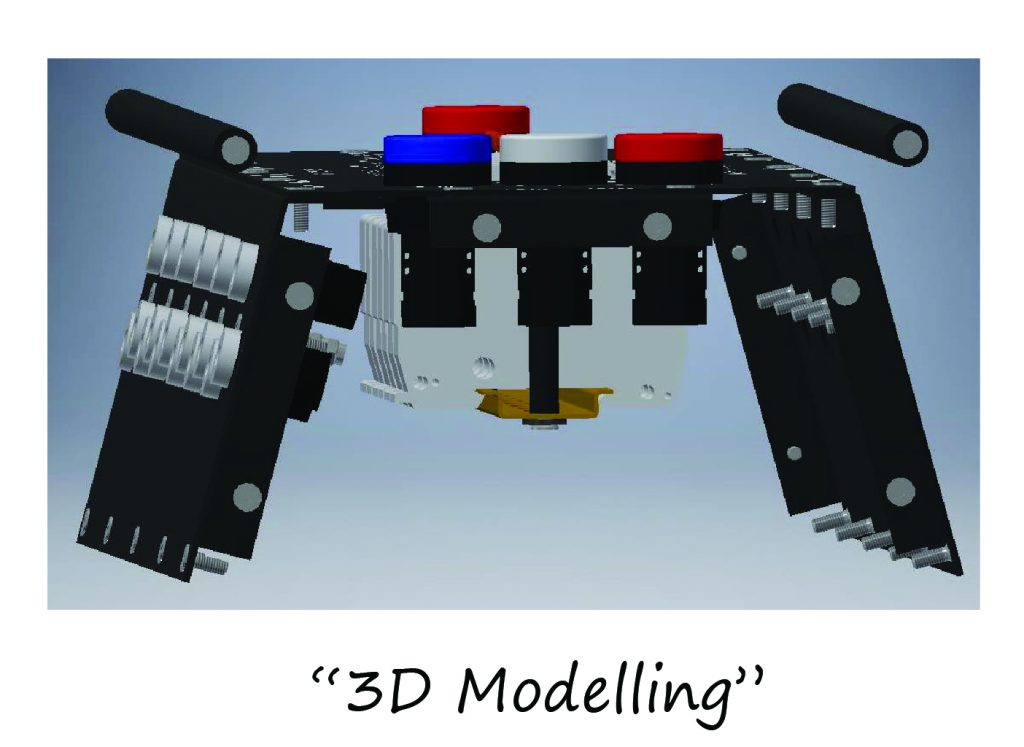 Lectrix 3D Modelling Explosive