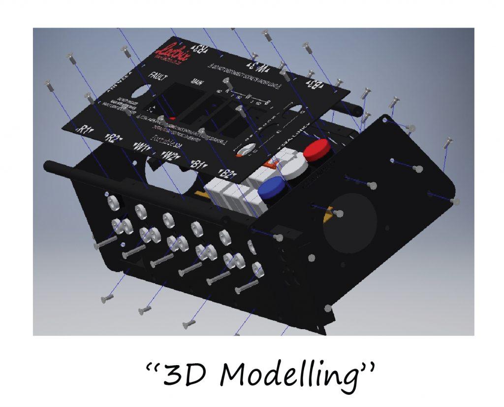 3D Design Lectrix